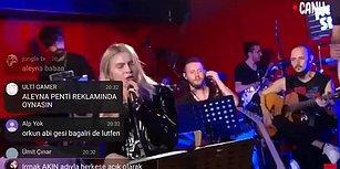 Aleyna Tilki'nin Kulak Kanatan İngilizce Şarkı Performansı