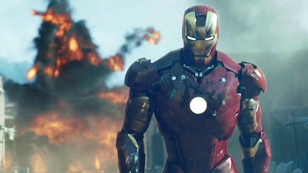 Fakat Iron Man halen Marvel film ekibinin elindeydi ve o kostümün içine Robert Downey Jr girdikten sonra her şey değişti.