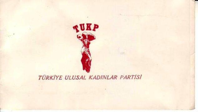 6. 17 Kasım 1972 yılında Türkiye'nin ilk kadın partisi olan Türkiye Ulusal Kadınlar Partisi kuruldu.