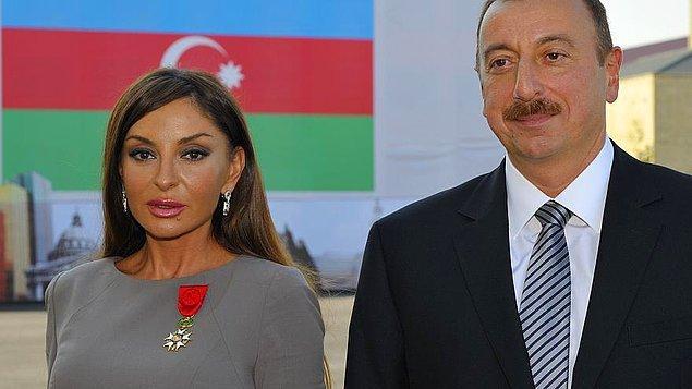 Mehriban Aliyev