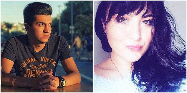 Ölen kişilerin YouTuber Emre Özkan ve kız arkadaşı Nagihan Cansu Kovancı olduğu ortaya çıktı.