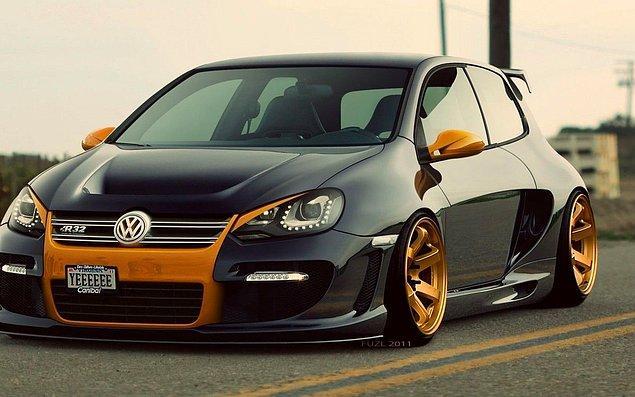Volkswagen Golf!