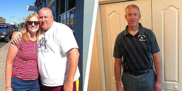 """1. """"Doğru bir kalori hesaplamasıyla bu kadar kilo verebildim ve böyle devam edeceğim. """""""