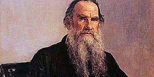 Dünyanın En İyi Yazarlarından Tolstoy'un Hayatına Yön Veren Kitapları Keşfetmeye Ne Dersiniz?