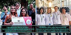 Doya Doya Gururlanalım Diye: Son Dönemde Ülkemiz Adına İyi İşler Yapan Kişilerden 15 Şahane Başarı