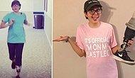 Milyonda Bir Rastlanan Kanser Türüne Yakalanıp Bacağını Kaybeden Kadın 5000 Metre Yarışlarına Hazırlanıyor!