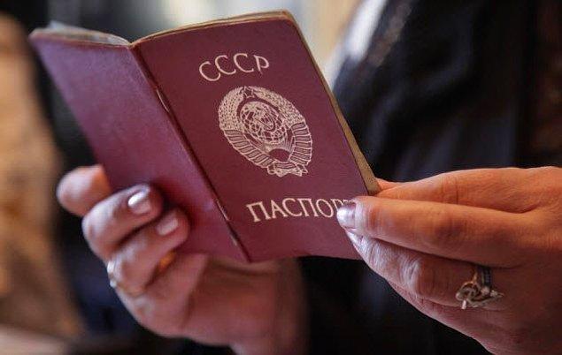 1. Sovyetler'in dağılmasının kurbanı olan vatandaş!