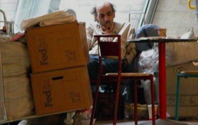 3. Mehran Karimi Nasseri, Fransa'da bir havalimanında yaşadı... Hem de yıllarca.