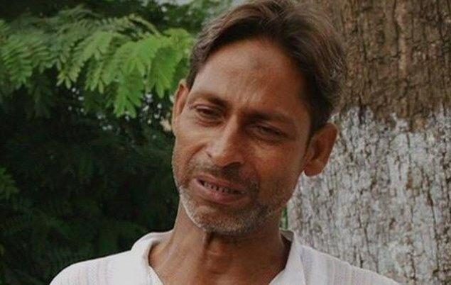 6. Hindistan ve Pakistan çatışmasının kurbanı bir adam...
