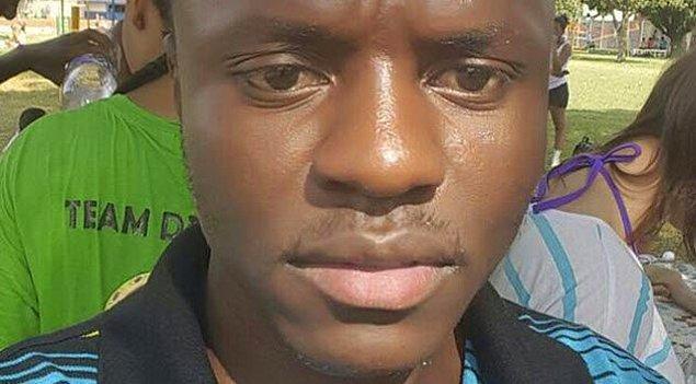 9. Afrika'da doğum belgesini kaybedip vatansız kalan göçmen.