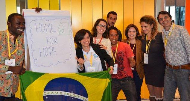 10. Lübnan'ın ve Suriye'nin redettiği fakat Brezilyalı bir ailenin yanına aldığı çocuklar.