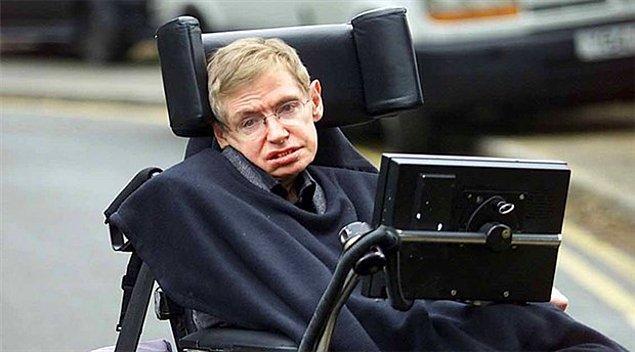 11. Stephen Hawking