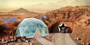Kırmızı Gezegen'e Taşınmamız Düşündüğünüz Kadar Uzak Bir İhtimal Değil: Mars'ta Hayat Başlarsa Evlerimiz Nasıl Olurdu?
