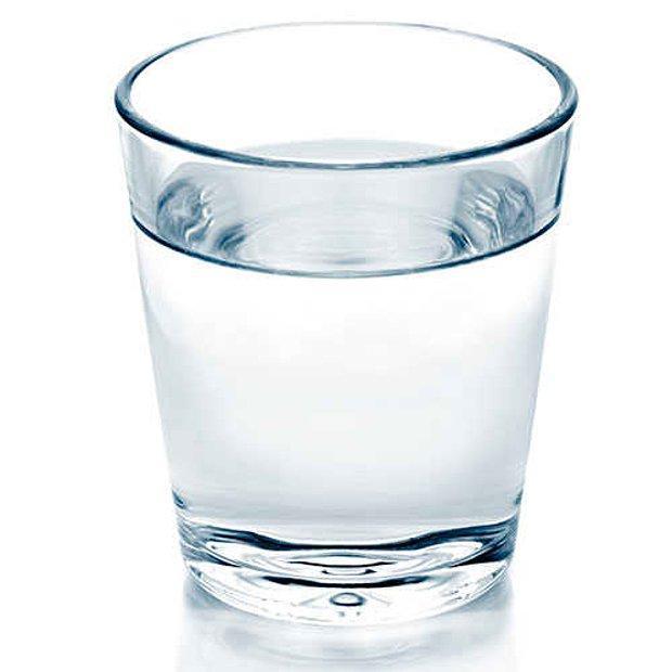Su, yeterli.