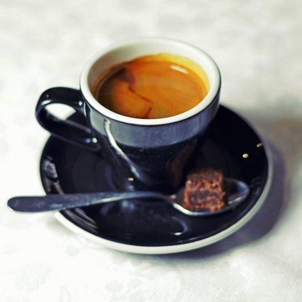 Kahve var mı?