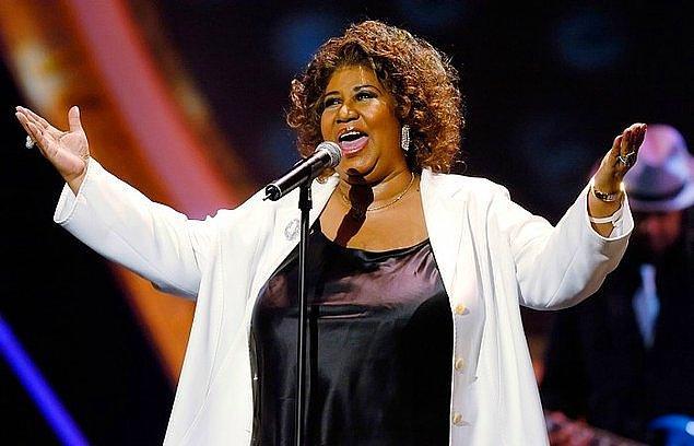 21. Aretha Franklin