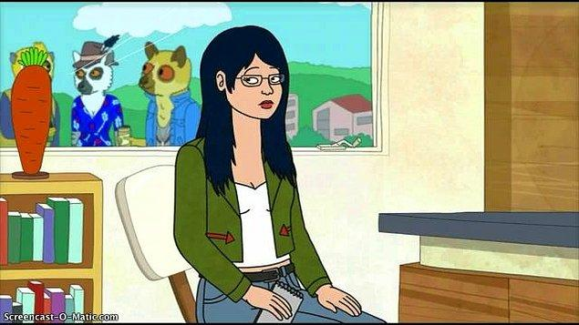 Diane Nguyen çıktın!