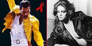 Freddy Mercury ile Herkesin Tanıdığı Bir Hastalık Olan AIDS'e Yakalanarak Hayatını Kaybeden 17 Ünlü