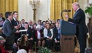Mahkeme CNN'i Haklı Buldu: Trump ile Tartışan Muhabir Yeniden Beyaz Saray'a Girebilecek