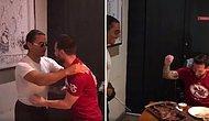 Nusret'i Şimdi de Dünyanın En İyi Futbolcularından Lionel Messi Ziyaret Etti!