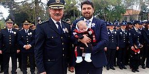 Örnek Memur! Emniyet Müdürü, Kızına Ceza Yazan Polisi Ödüllendirdi