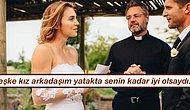 Düğünde Mikrofona 'Evet' Demek Yerine Nişanlısının Seks Dolu Aldatma Mesajlarını Okuyan Gelin