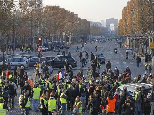 İçişleri Bakanlığı: Cumartesi günkü eylemlere 2 bin noktada, 288 bin kişi katıldı