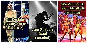 Biraz da Kültürlenelim! Önümüzdeki Haftalarda Türkiye'de Hangi Kültür Sanat Etkinlikleri Olacak?