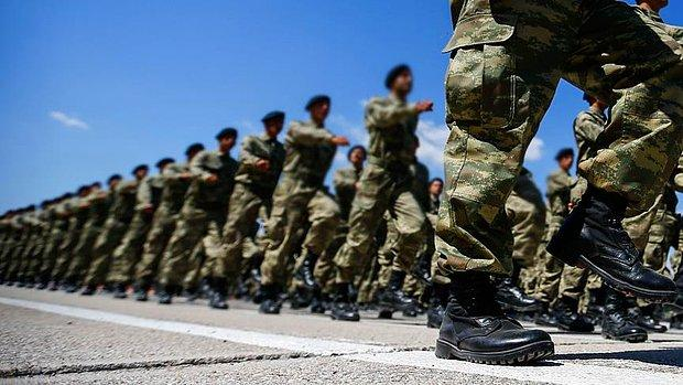 Bedelli Askerlik İçin Son 3 Yılda 156 Bin Kişi Başvurmuş