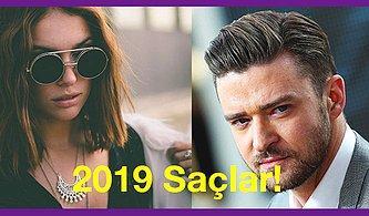 Saçlarını Değiştirmenin Vakti Geldi! Sana Yakışacak 2019 Saç Stilini Seçiyoruz!