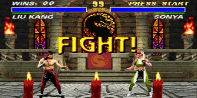 1995 - Mortal Kombat III