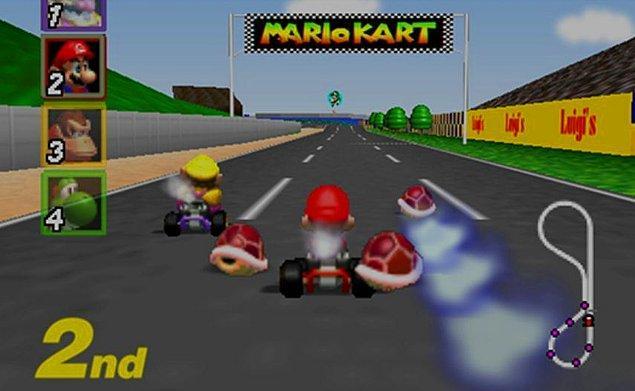 1997 - Mario Kart 64