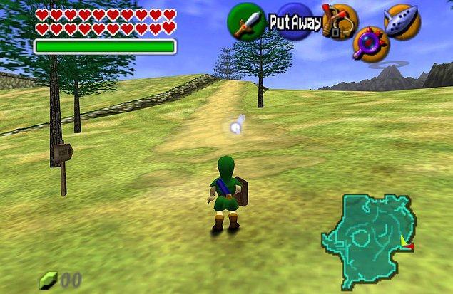 1998 - The Legend of Zelda: Ocarina of Time