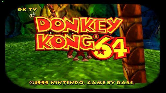 1999 - Donkey Kong 64