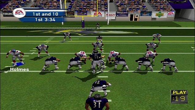 2001 - Madden NFL 2002