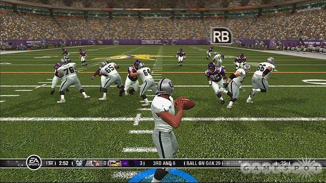 2006 - Madden NFL 07