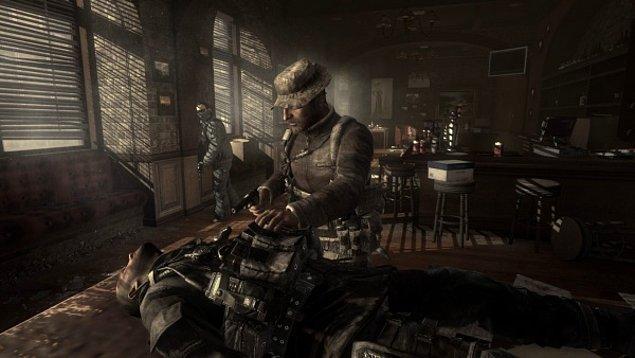 2011 - Call of Duty: Modern Warfare 3
