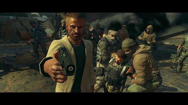 2012 - Call of Duty: Black Ops II