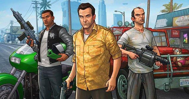 2013 - Grand Theft Auto V