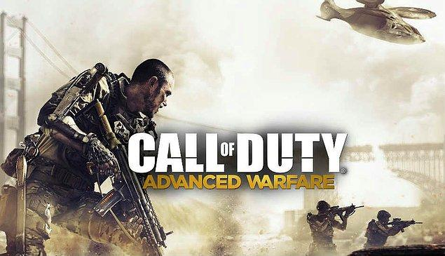 2014 - Call of Duty: Advanced Warfare