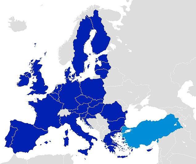 İki boru hattından bir tanesi Türkiye'ye, diğeri ise Avrupa'ya doğal gaz sağlayacak. Her iki boru hattının da taşıyacağı hacim aynı.