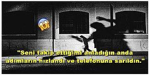 Sokakta Takip Ettiği Kadını Korkuttuğu İçin İnternet Üzerinden Özür Dileyen Adam, Kötü Niyetli Olmadığını Söyledi!