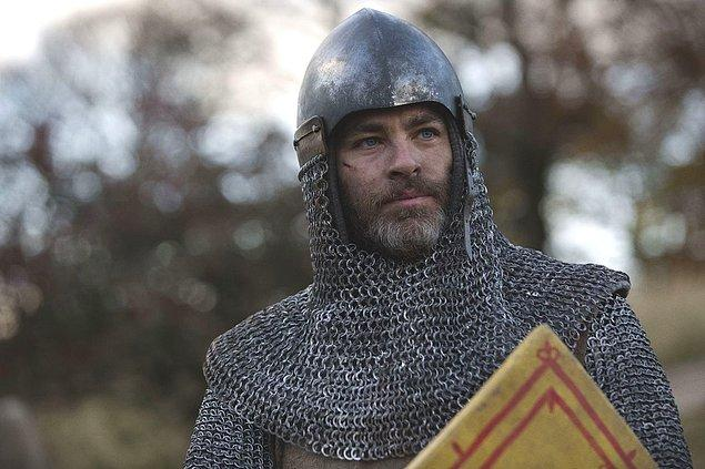 14. Outlaw King (2018)