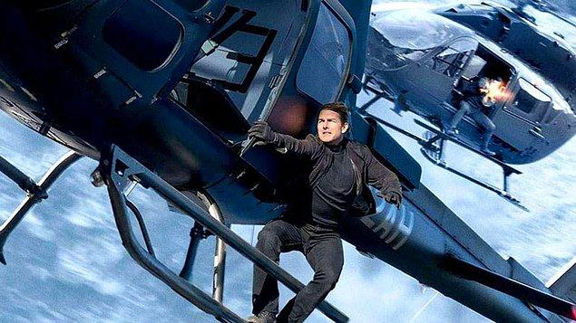 3. Mission: Impossible - Yansımalar (2018) Mission: Impossible - Fallout