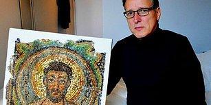 Sanatın Indiana Jones'u: Kuzey Kıbrıs'tan Çalınan 1600 Yıllık Mozaik, Arthur Brand Tarafından Bulundu