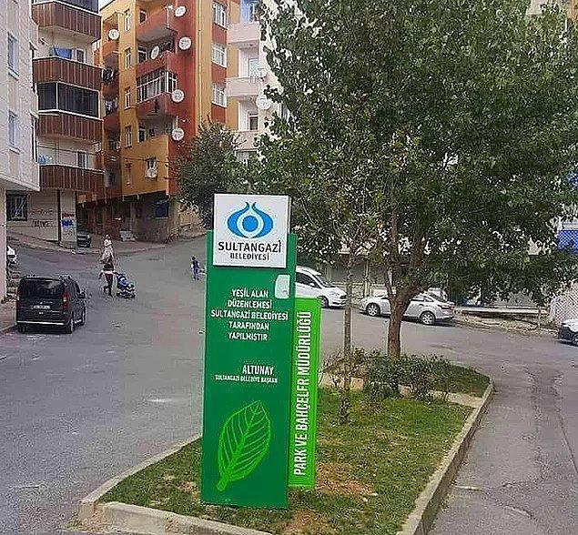 """26. Sultangazi Belediyesi'nin adeta """"oksijen kaynağı"""" gibi olan yeşil alan çalışması"""
