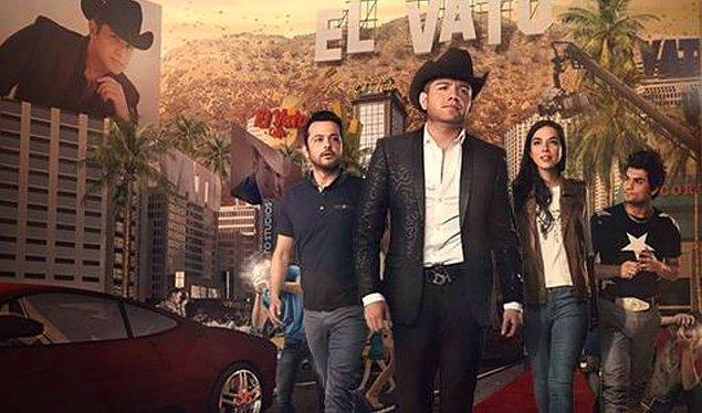 ABD'de yayınlanan ve dili İngilizce olmayan en iyi program: El Vato'nun 2. sezonu