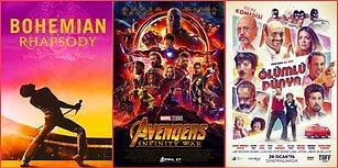 Bu 8 Soruyu Cevapla 2018 Filmlerinden Hangisini İzlemen Gerektiğini Söyleyelim!