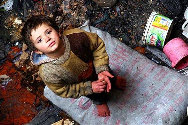 OECD 2016 verilerine göre Türkiye, İspanya ile birlikte Macaristan'dan sonra çocuk yoksulluğunun en çok artış gösterdiği ülkeler arasında.