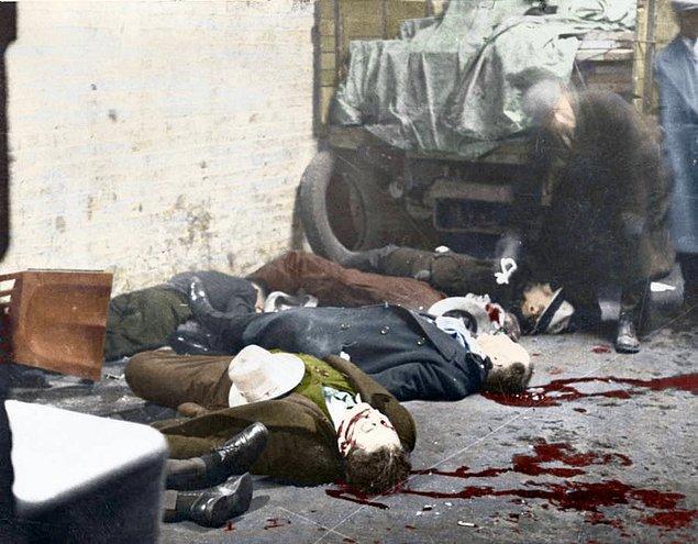 11. Sevgililer Günü Katliamı, 1929.